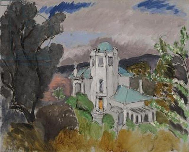Blue Villa, Nice, 1917