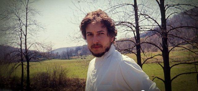 Dylan hillside