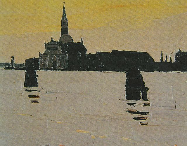 Early Morning, Venice 2, 1979
