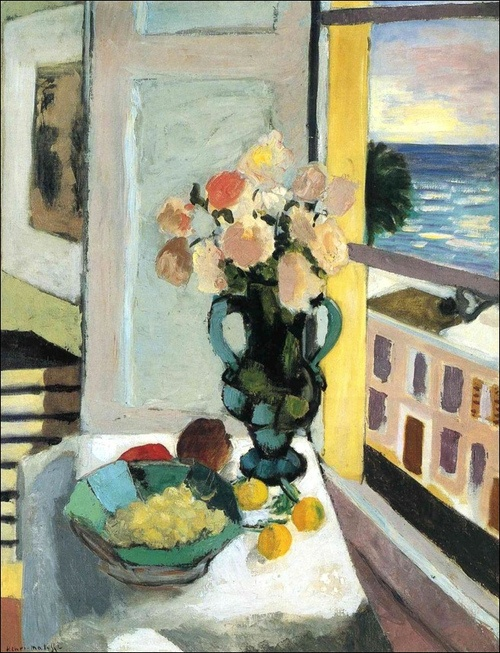Matisse In Nice Through An Open Window That S How The