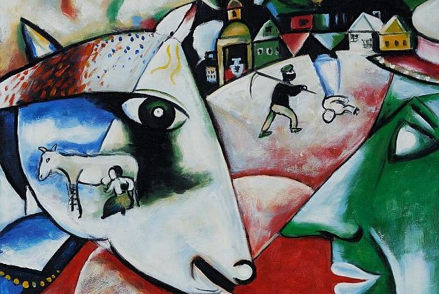 Chagall: Modern Master at LiverpoolTate