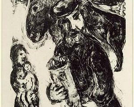 Man with Torah 1915