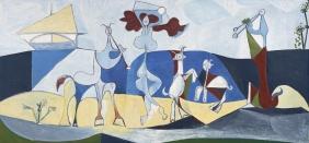 Picasso, Joie_de_vivre, 1946