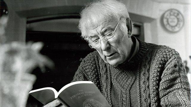 Seamus Heaney in 2004