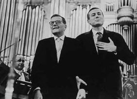 Shostakovich and Yevtushenko