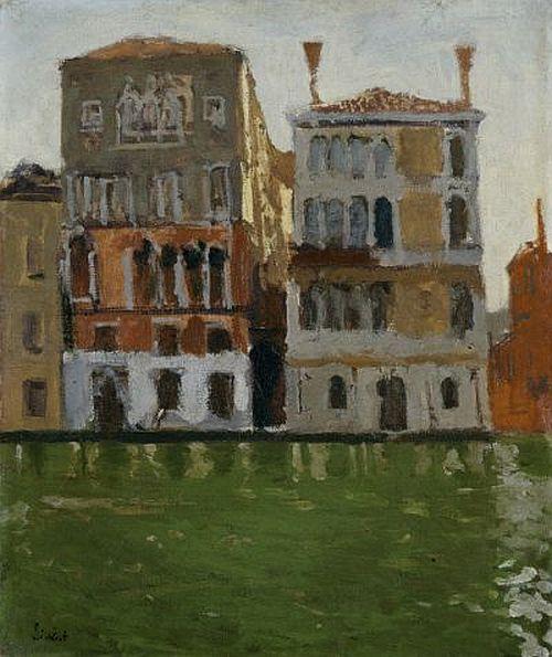 Sickert, Palazzo Eleanora Duce, 1901