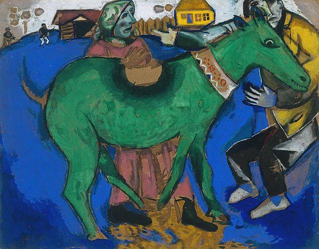 The Green Donkey 1911