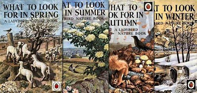 Tunnicliffe Ladybird books