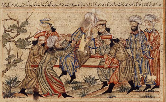 Maalouf's <em>Samarkand:</em> 'words to scorn are scatter'd, and mouths stopt withdust.'