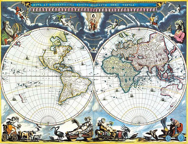 Blaeu's Atlas Maior
