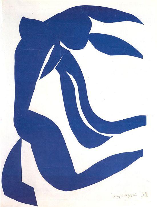 Blue Nude, 1952