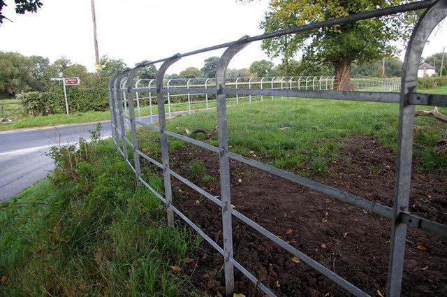Cheshire railings
