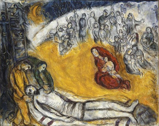 Descent From the Cross' (1968-76)