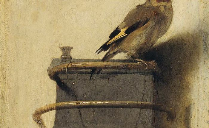 <em>The Goldfinch:</em> 'anything we manage to save from history is amiracle'
