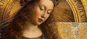 Ghent Altarpiece detail