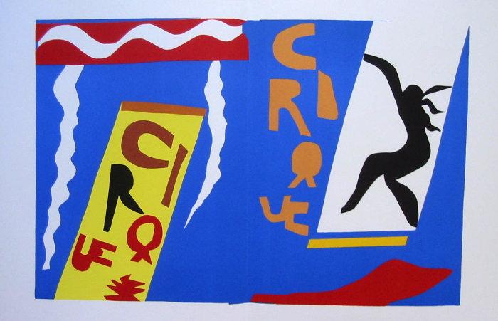 Jazz - Le Cirque (plate II), 1947