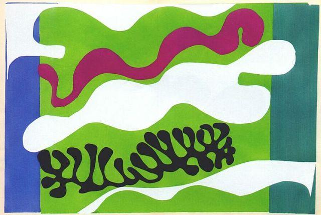 Jazz - The Lagoon 2 (Plate XVIII)