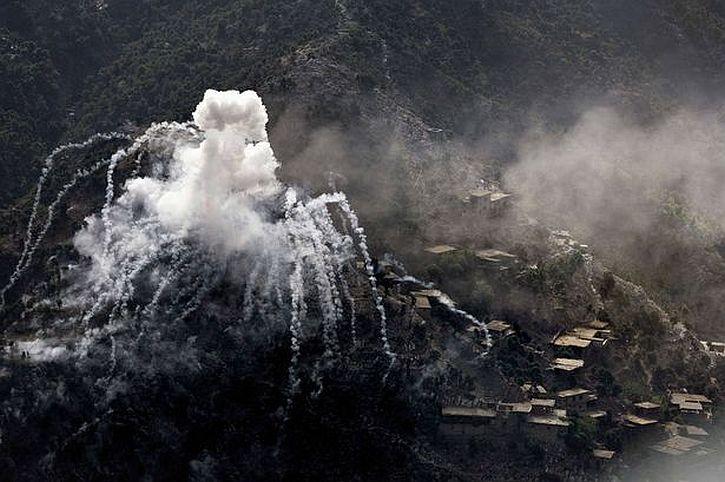 Korengal Valley, 2007