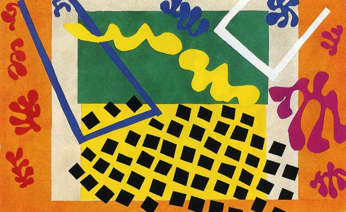 A summer of Matisse: Palm trees, palms, and the rhythms of jazz