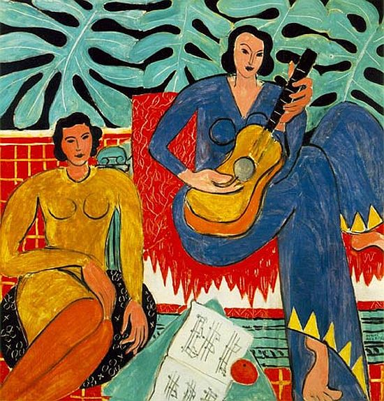 Matisse, Music