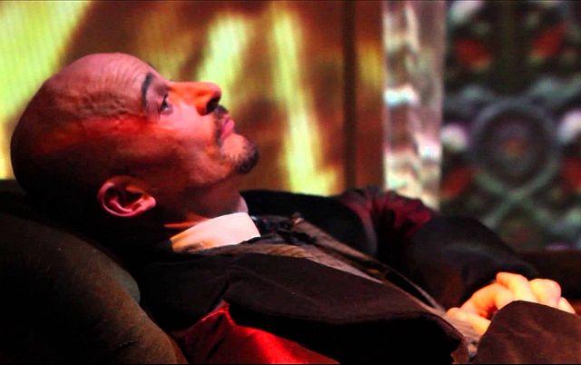 Max Rubin as Woland