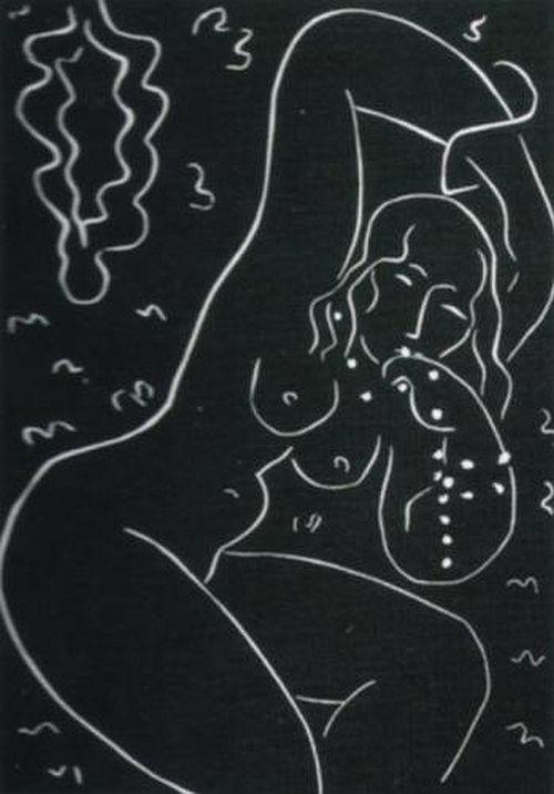 Nude with Bracelet, 1940