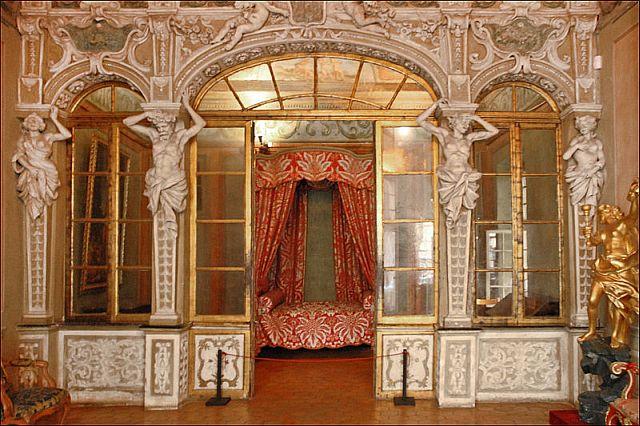 Palais Lascaris chambre d'apparat