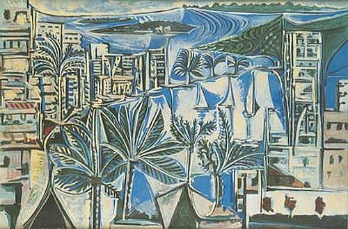 Picasso, Bay of Cannes