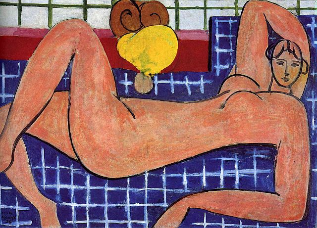 Pink Nude,1935
