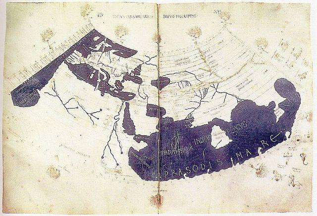 Ptolemy World Map