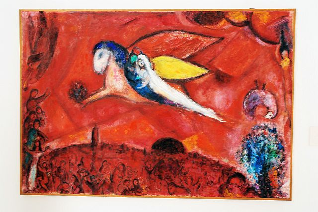 The Chagall Museum in Nice: a dream of all humanity – That ... Chagall Schilderijen