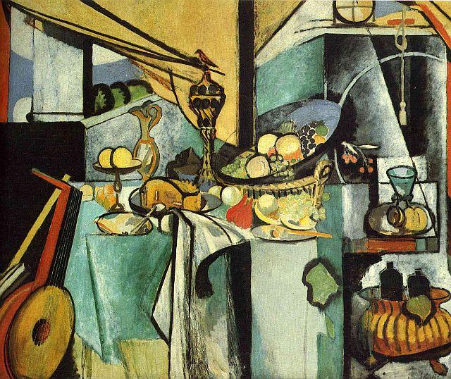 Still Life after Jan Davidsz de Heem (La Desserte), 1915