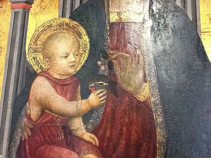 Virgin and Child, Florence, 13 or 14C