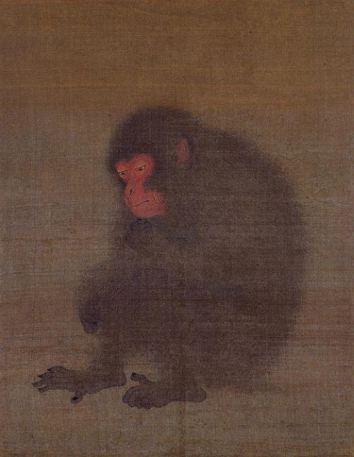 A Monkey, Mao Song, c1127-50