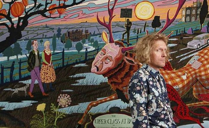 Grayson Perry's 'The Vanity of Small Differences': class and taste rundeep