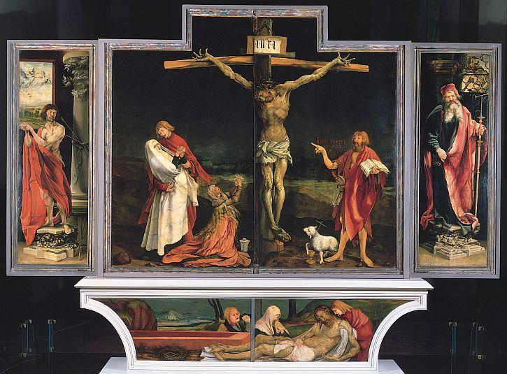 Grunewald's Isenheim Altarpiece