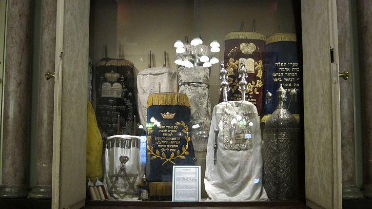 Jewish Museum 3 Torah