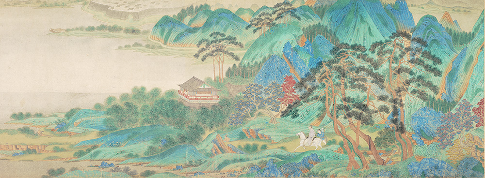 Masterpieces of Chinese Painting: poem, paint and line – That's How