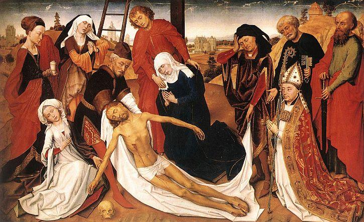 Rogier van der Weyden, Lamentation
