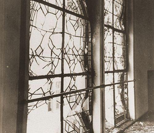 Kristallnacht: the Nazi's 'aha!moment'