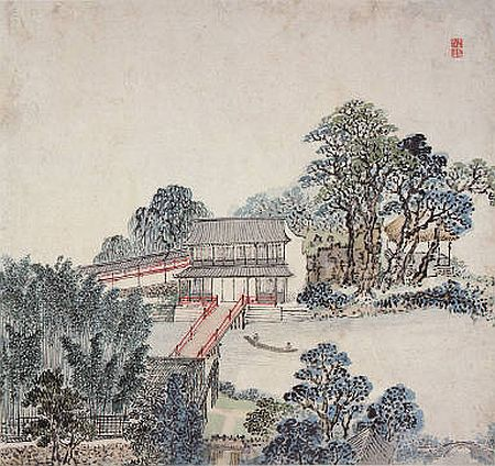 Zhang Hong, Zhi Garden, 1627