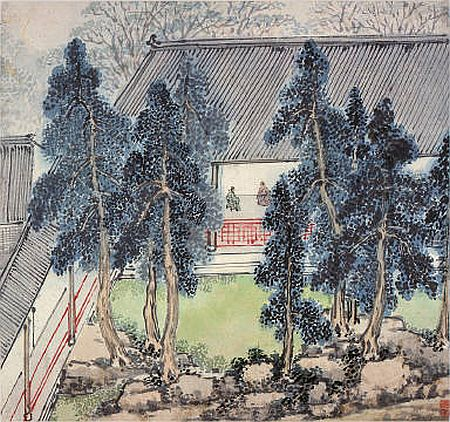 Zhang Hong, Zhi Garden 2, 1627