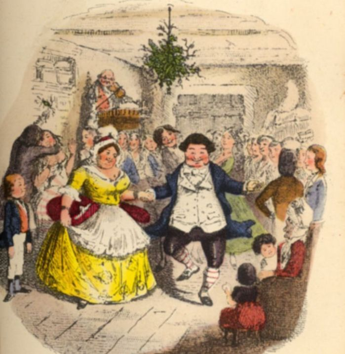 Re-reading Dickens: The ChristmasBooks