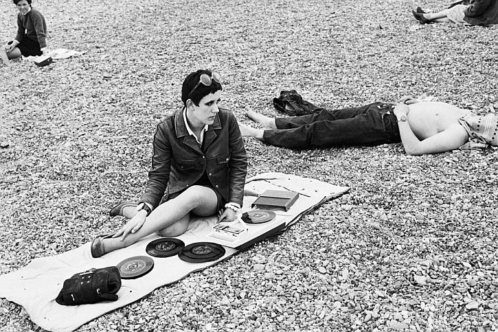 Brighton Beach, 1967 by Tony Ray-Jones