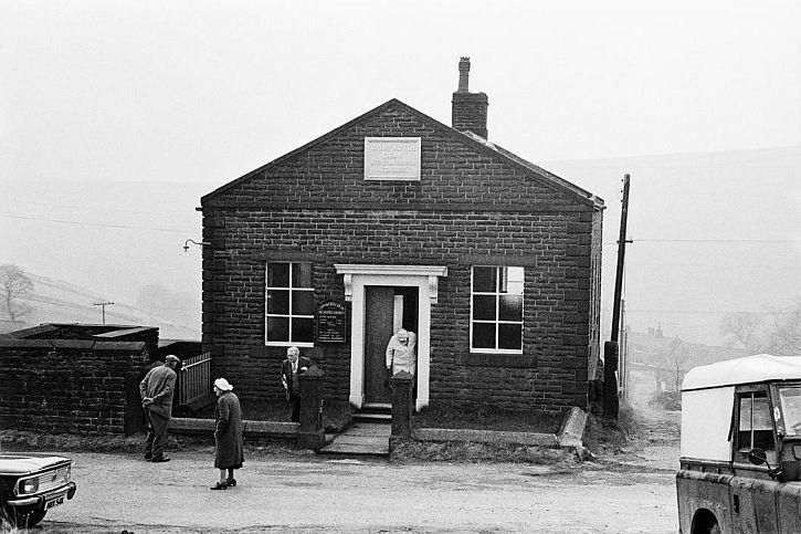 Crimsworth Dean Chapel. 1976