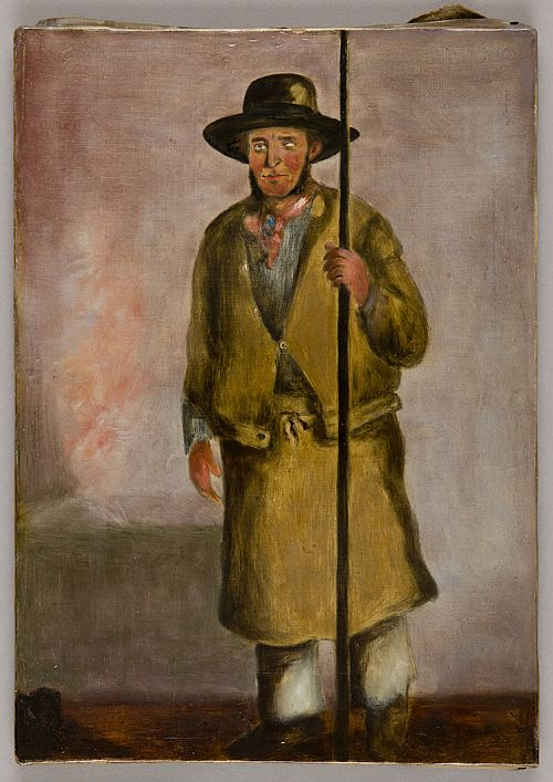 Francis Crawshay Workers Portraits,1835, WJ Chapman 2