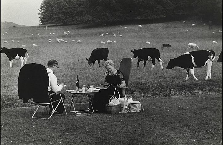 Glyndebourne by Tony Ray-Jones