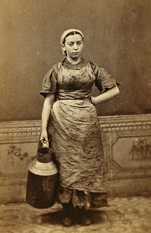 Iron Workers, Tredegar, Wales, 1865, W Clayton