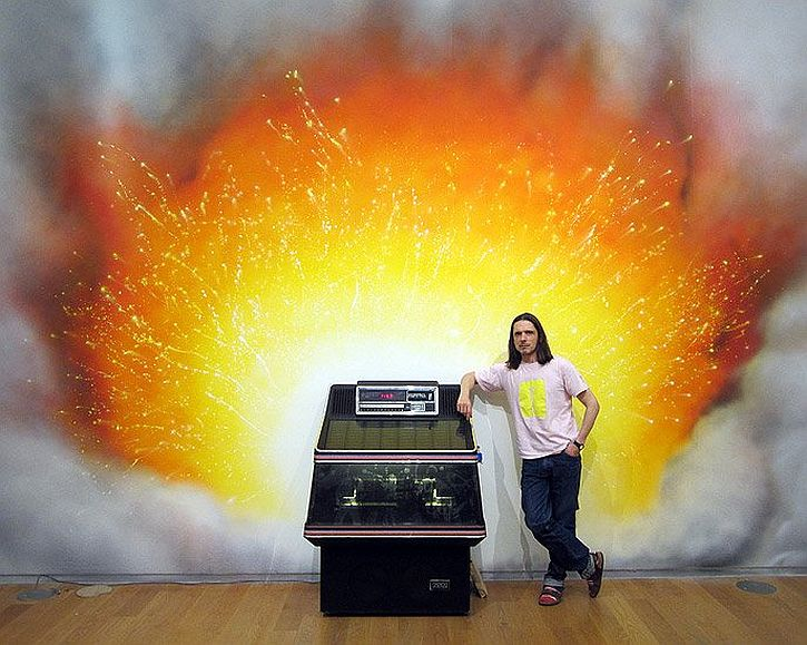 Jeremy Deller with Jukebox