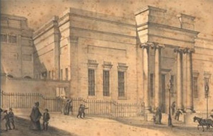 Liverpool Mechanics Institution 1841